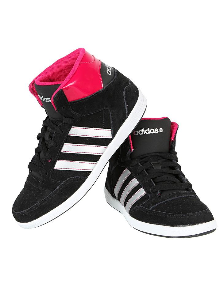 Dámské kotníkové tenisky Adidas Hoops II. jakost | Outlet Expert