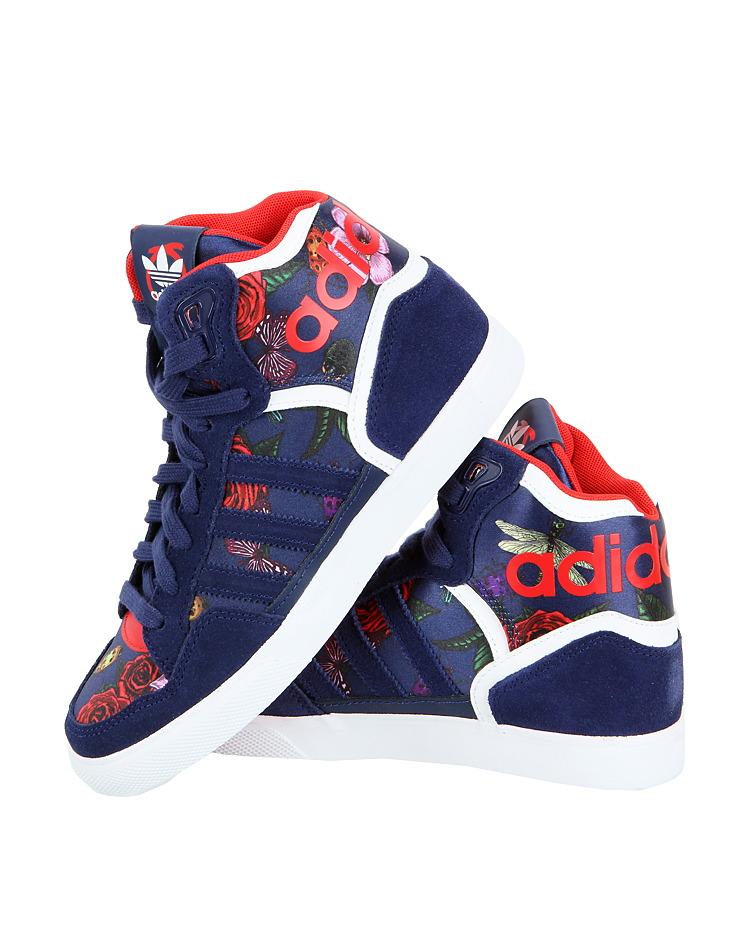 Dámské kotníkové tenisky Adidas Hoops  6cc0317680