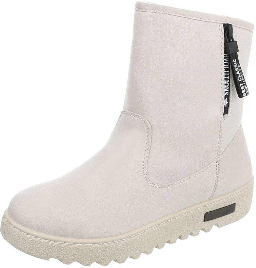 Dámské vysoké zimní boty vel. EUR 37, UK 4,5