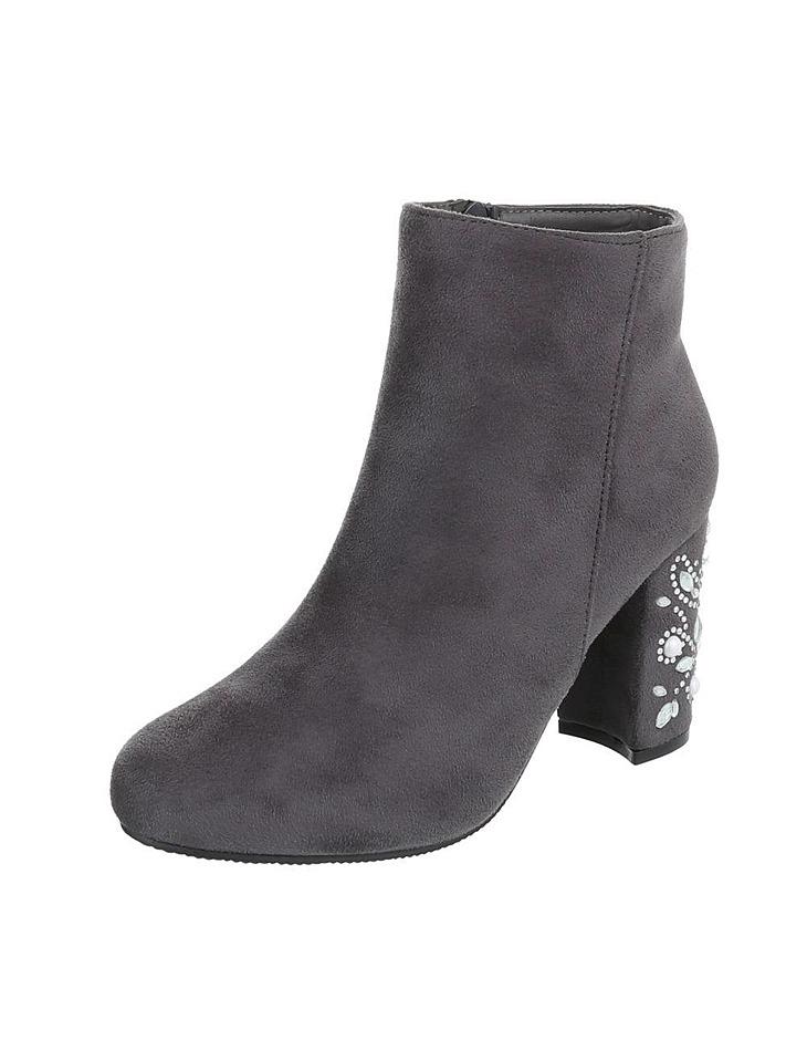 ad6d94132 Dámské stylové boty na podpatku | Outlet Expert