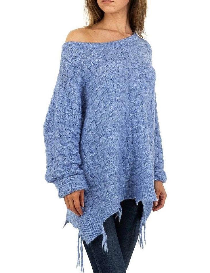 Dámský dlouhý svetr
