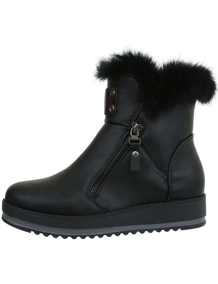 Dámská zimní obuv vel. 38
