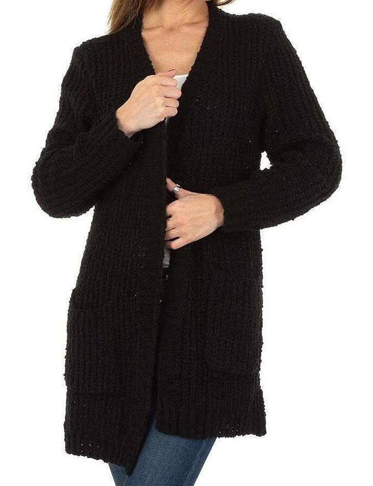Dámský pletený cardigan