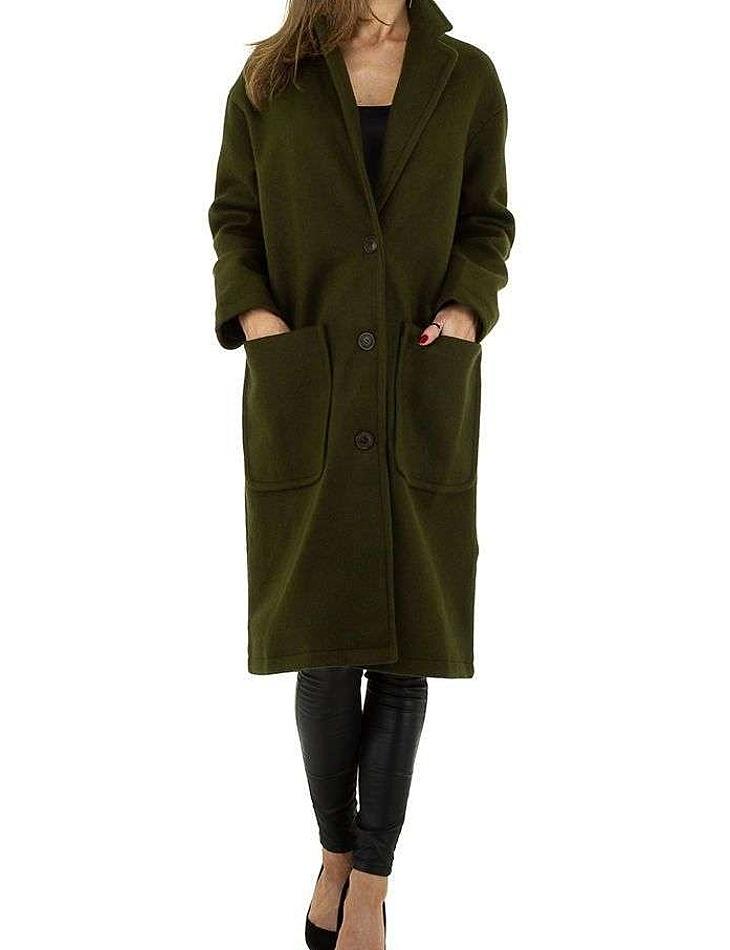 Dámský fashion kabát vel. S/36