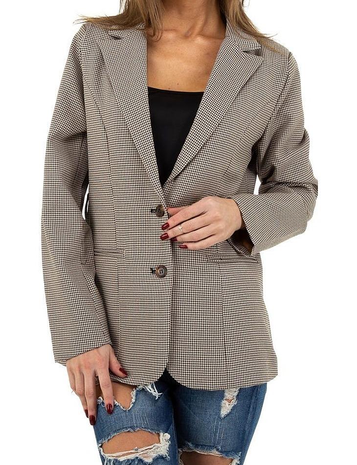 Dámský pohodlný kabátek vel. S/36