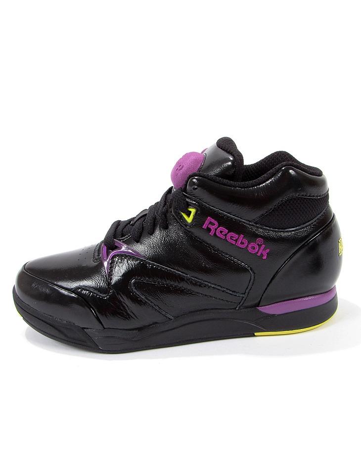Dámské kotníkové boty Reebok Pump Aerobic Lite Mid  bc894573ce7