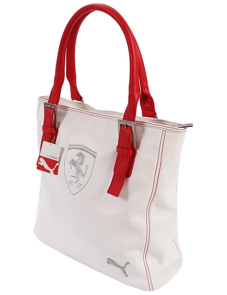 a6b47bd553 Dámská taška Puma Ferrari