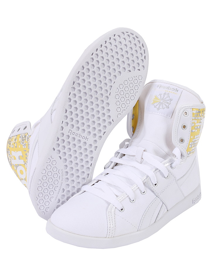 Dámské kotníkové boty Reebok Top Down  331bc31641