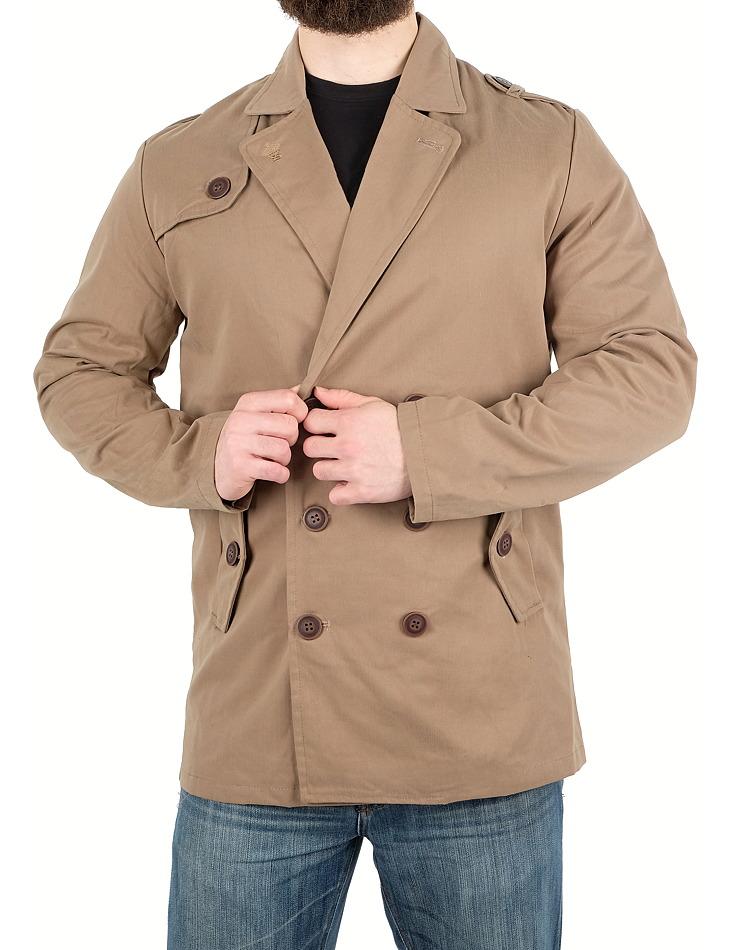 80eaa5f87 Pánský elegantní kabát Soul Star   Outlet Expert
