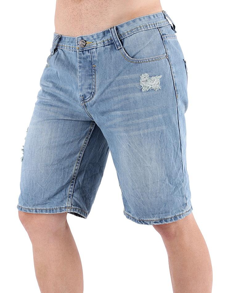 a6ffd14eaa9 Pánské jeansové kraťasy Sky Rebel