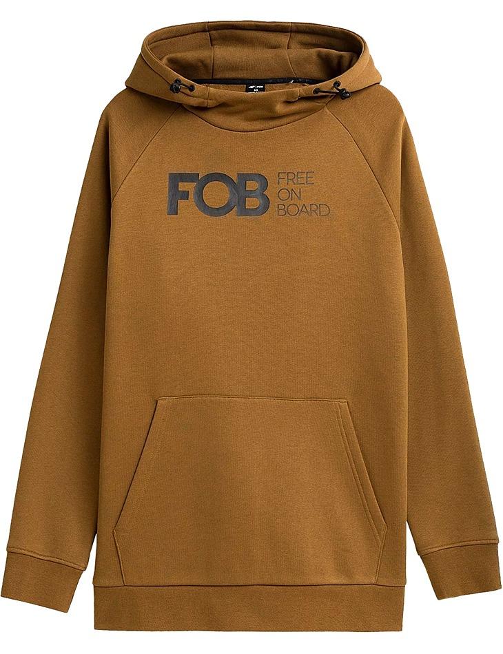 Pánská fashion mikina 4F vel. XXXL