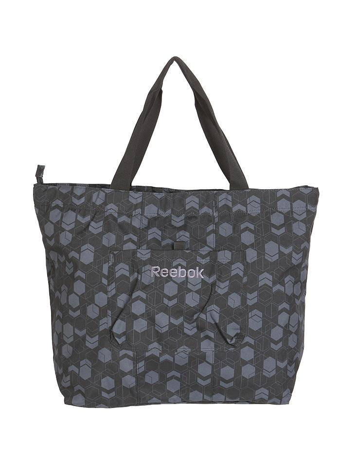 Cestovní taška Reebok s potiskem  0f0e0730c5