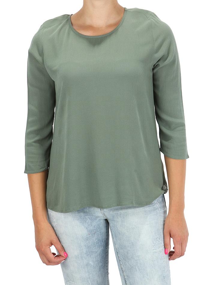 Dámské tričko s 3 4 rukávem Tom Tailor  e0dcc908ca