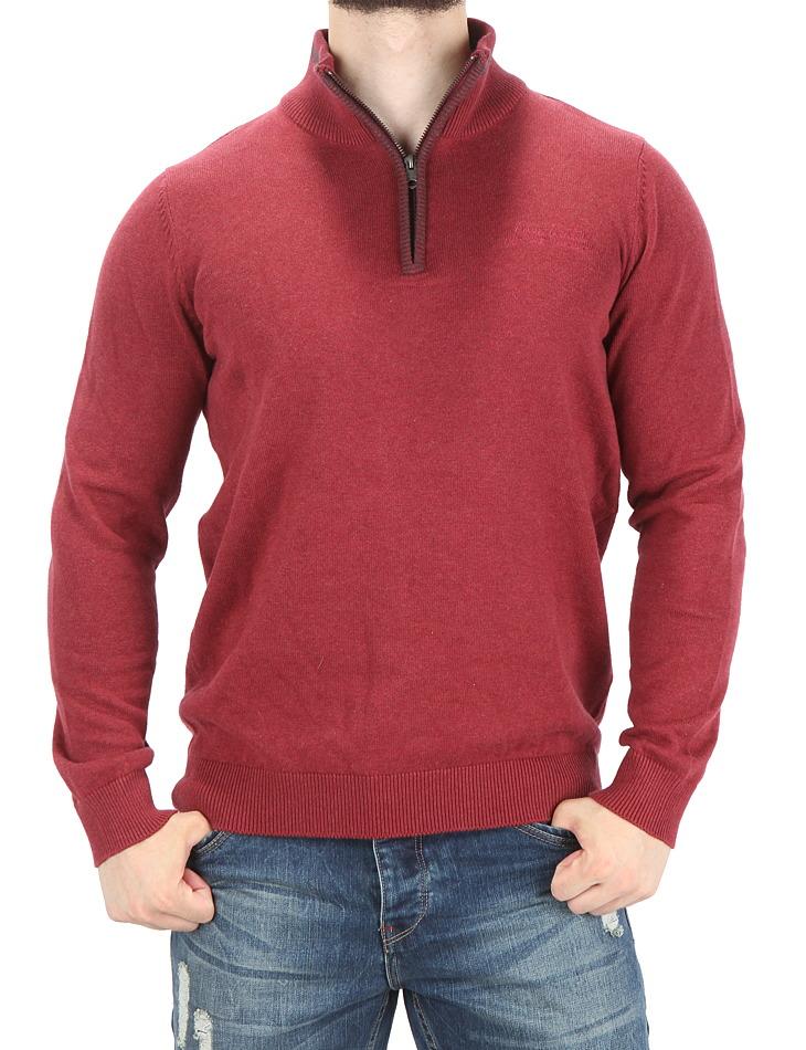 05b1b65bc77b Pánský svetr s rolákem Tom Tailor