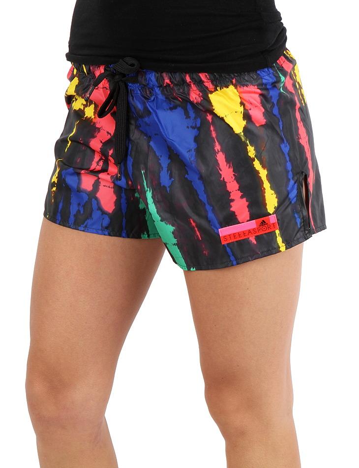 ebab80fedea Dámské sportovní šortky Adidas Stella McCartney