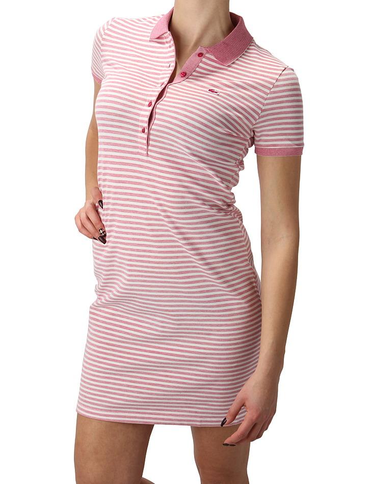 Dámské tenisové šaty Lacoste  082c70fe2d