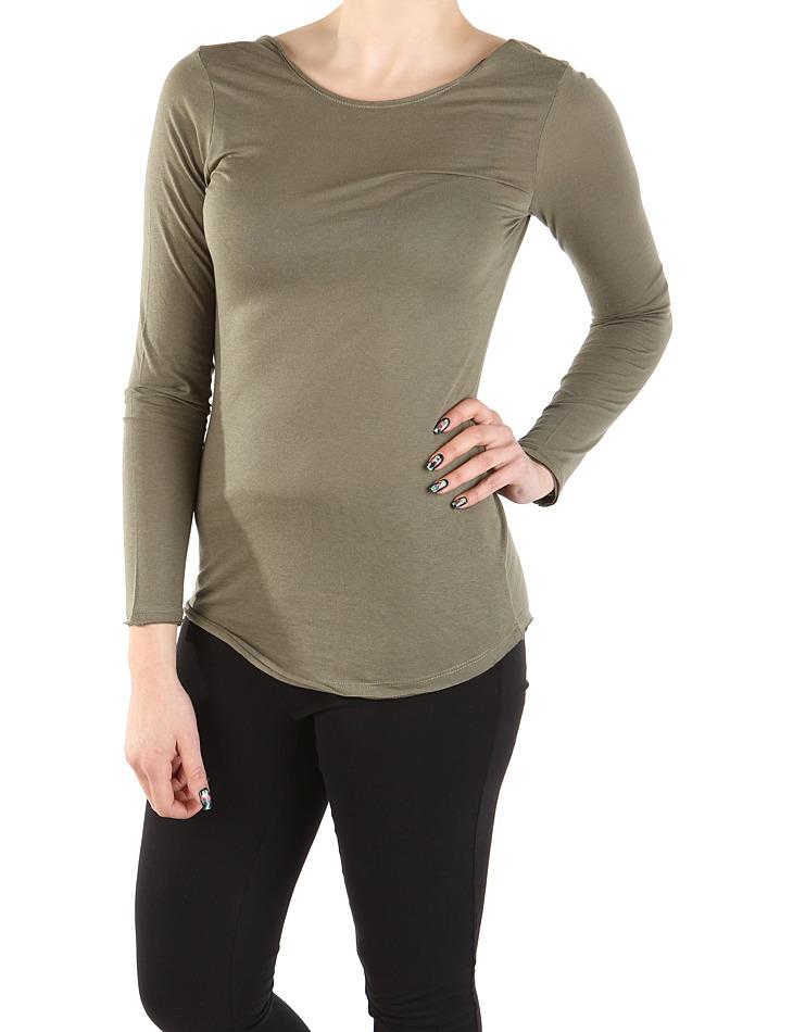 Dámské pohodlné tričko Fresh Made  eaba4f4130