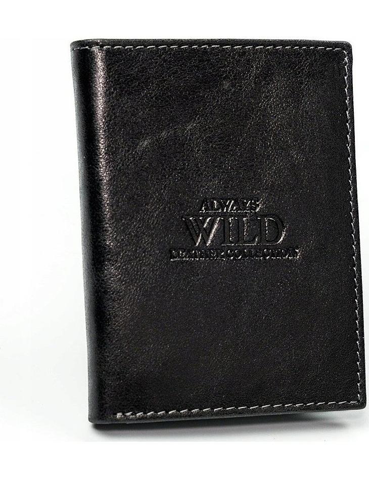 Always wild černá peněženka vel. ONE SIZE