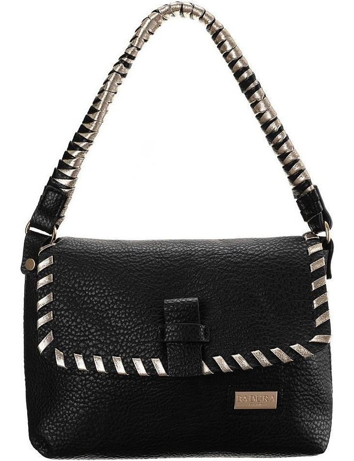 Badura černá elegantní kabelka vel. ONE SIZE