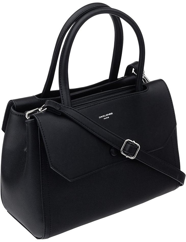 David jones® černá elegantní kabelka vel. ONE SIZE