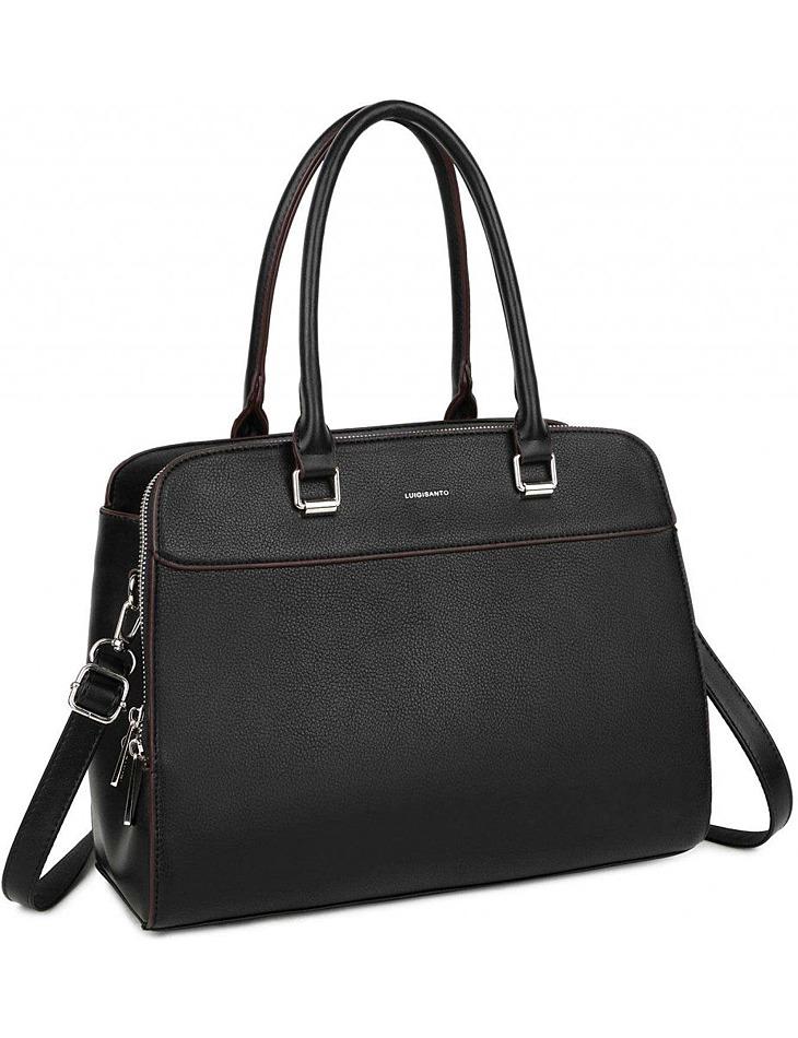 černá elegantní kabelka vel. ONE SIZE