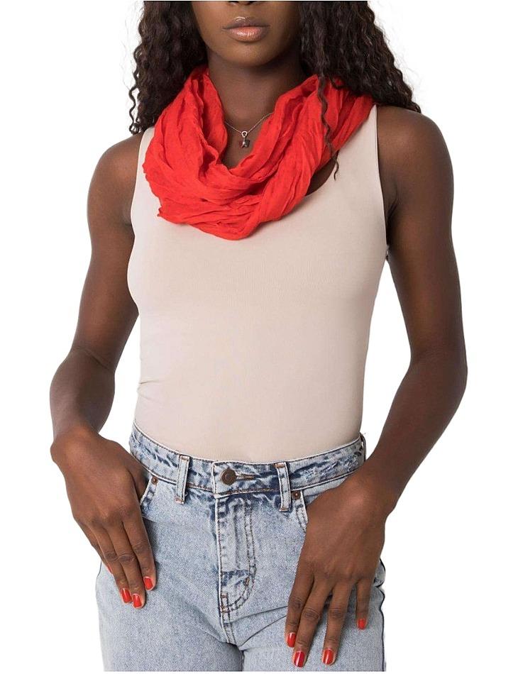 červený puntíkatý šátek vel. ONE SIZE